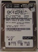 """NEW 40GB IDE 44PIN 2.5"""" 9.5MM hard drive HTS548040M9AT00 Hitachi Free US Ship"""