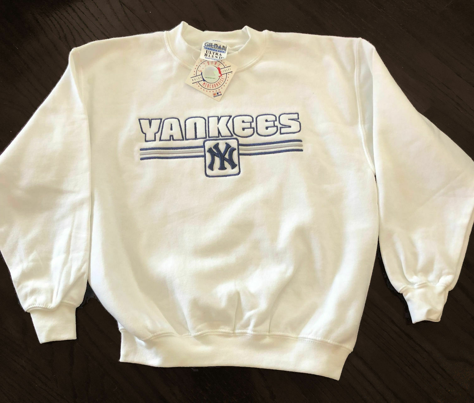 Primary image for New York Yankees Sweatshirt Boys Youth Sizes
