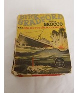 Brick Bradford With Brocco Modern Buccaneer Big Little Book 1938 Ritt & ... - $4.95