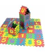 Baby Toys 36pcs/Set 17.8*13.5*1.7cm Alphabet Numerals Kids Rug Baby Play... - $4.94