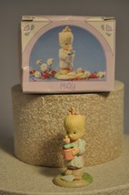 Precious Moments - May - Girl with Flower in Pot - 573345 - $13.16