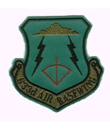 USAF PATCH - 633rd AIR BASE WING SUBDUED SHIELD STYLE:az11-2 - $2.99