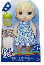 Baby Alive Baby Lil Sips Baby Doll New  - $28.99
