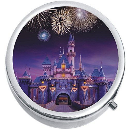 Castle Fireworks Magic Medicine Vitamin Compact Pill Box - $9.78