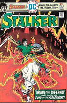 Stalker Comic Book #4, DC Comics 1976 VERY FINE+ - $7.38