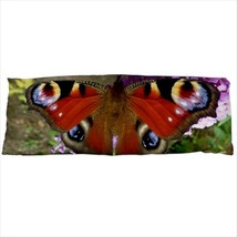 dakimakura body hugging pillow case peacock butterfly cover daki - $36.00