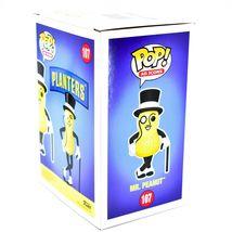 Funko Pop! Ad Icons Planters Peanuts Mr. Peanut #107 Vinyl Action Figure image 4