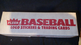 1989 Fleer Baseball Complete Set in Original Box - MLB - $9.45