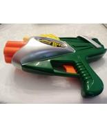 Buzz Bee Toys Soft Dart Air Warriors TEK 6 Gun Green 2O14 NO DARTS - $6.18