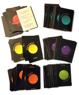 Trivia Adventure Board Game Replacement Pieces - (237) Planet Cards * Pr... - $4.88
