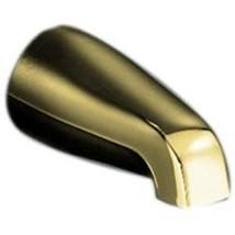 KOHLER K-15135-PB Coralais Non-Diverter Bath Spout, Vibrant Polished Brass - $63.24