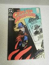 Vintage Dc COMIC- The Crimson AVENGER- No. 1- 1988- USED- L5 - $3.68