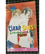 Clear Skies! A Charming Love Story by Akira Sugano (English shonen ai no... - $5.99