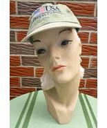 Vintage 1990s USA Cheerleading Hat New Adjustable w/Tag - $22.75