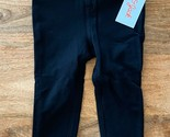 Lot of 12 Cat & Jack Toddler Girls Jeggings Size 18 Month Black Pants - $35.52