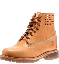 NEW TIMBERLAND® X HORWEEN 6-IN PREMIUM PERFORATED COLLAR BARE NAKED US 1... - $140.24