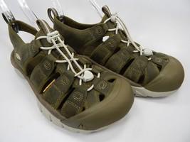 Keen Newport Sandals Men's Size US 9 M (D) EU 42 Olive Green Moss
