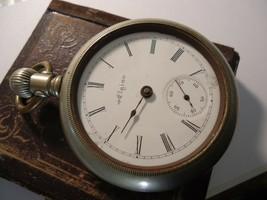 Antique Large American Elgin Pocket Watch Grade: No. 18 C.1901  - $70.00