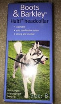 NEW Boots and Barkley Halti Head Collar for MEDIUM Dogs Size B Nylon Dur... - $16.99