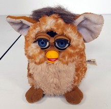 Furby 1998 Tiger Electronics Orange And White Parts Only Sold As Is - $24.99