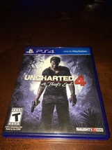 Uncharted 4 - Great Condition, Adult Owned - No Scratches or Scuffs on Disc - $14.00