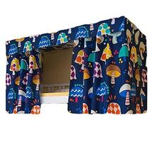 PANDA SUPERSTORE Bed Curtain Dormitory Decoration Dormitory Shading Cloth Shadin