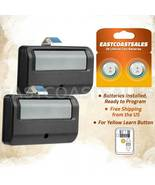 2 For 891LM LiftMaster 1 Button Remote Transmitter Garage Door Security+... - $19.36