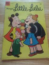 Vintage 1950's Marge's Little Lulu #75 Dell Comic Book  - $19.99