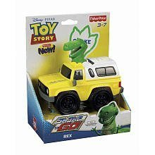 Fisher-Price Shake 'n Go Toy Story Vehicle - Rex and Truck