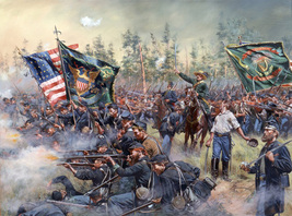 Role War Art oil painting printed on canvas home decor - $12.99+