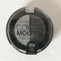 Maybelline New York Color Molten Eye Studio Shadow .07 Oz Plum Fusion 305 - $4.84