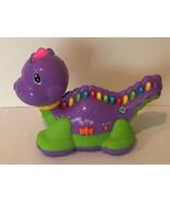 Leap Frog Lettersaurus Alphabet Pal Dinosaur Purple LeapFrog Toy Letters - $19.99
