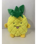 Aroma Home microwaveable plush removable heating pack bag pineapple arom... - $9.89