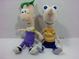 Disney Phineas e Ferb Peluche Mini Sacchetto Imbottito Giocattoli (10 in ,Da - $96.43