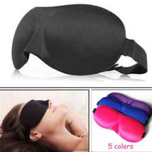 Sleeping Eye Mask Sleep Blindfold Travel Cover Shade 3D Soft Relax Rest ... - €5,07 EUR