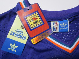 KARL MALONE / NBA HALL OF FAME / AUTOGRAPHED UTAH JAZZ THROWBACK JERSEY / COA image 5