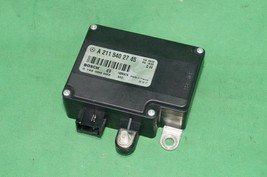 Mercedes E500 W211 Battery Load Control  Module Unit A2115402745