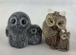 Owls 2 Sets Of Pair - $18.70