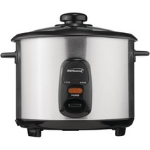 Brentwood Appliances TS-20 Stainless Steel 10-Cup Rice Cooker - $51.36