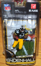 McFarlane NFL 2010 Rashard Mendenhall Pittsburgh Steelers Series 23 - $9.74