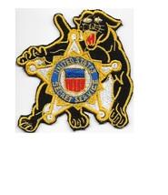 Us Secret Service Usss Counter Assault Team Cat Agent Patch Atf Dea Fbi Cia 3.75 - $12.99