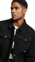 Levi's Strauss Men's Premium Snap Button Sherpa Face Trucker Jacket 577020002 image 6