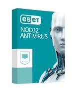 ESET NOD32 Antivirus 12 2019 1 Year 3 PCs (Download) - $20.04 CAD