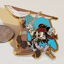 Mickey Mouse as Jack Sparrow Pirates of the Caribbean Pirate Disney Pin ... - $14.50