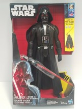Star Wars Rebels Darth Vader Electronic Duel 12 Inch Action Figure In Box - $26.14
