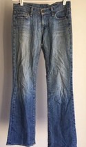 # Citizens of Humanity Jeans Kelly #001 Low Waist Boot Cut Stretch Size 27x32 US - $59.39