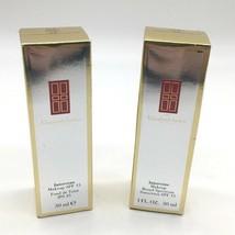 Elizabeth Arden Intervene Makeup SPF 15, #12 Soft Toast, 30ml, Lot of 2 ... - $12.68