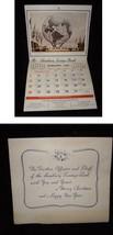 1964 New York World's Fair Calendar Unisphere - $32.99