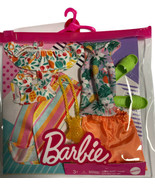 Mattel Barbie & Ken Fashion Pack Tropical With Accessories NEW Unopened ... - $14.84