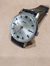 Vintage ZIM  mens wrist watch  vintage 15 Jewels 1960s Original USSR  image 3